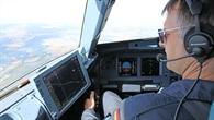 Assistenzsystem für lärmarme Anflüge