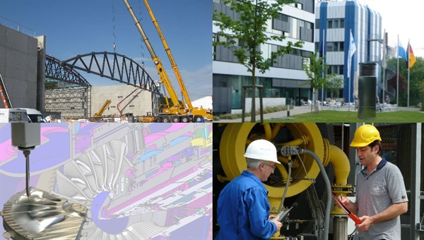 Technische Infrastruktur des DLR