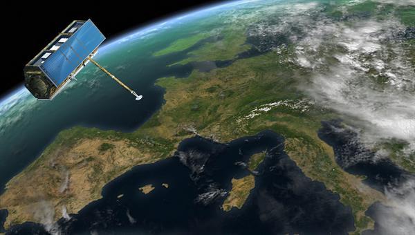 IT%2dEngineering für die Erdbeobachtung (TerraSAR%2dX%2dMission)