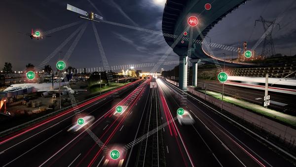 Drohnendetektion mit Hilfe von KI und Digitalen Zwillingen
