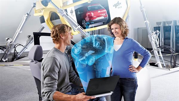 Simulative Absicherung vernetzter, automatisierter Fahrzeuge