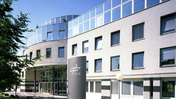 DLR%2dRaumfahrtagentur in Bonn%2dOberkassel