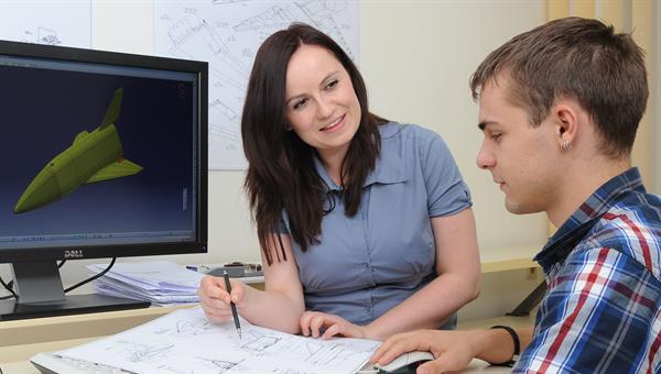 Dlr jobs karriere ausbildung technische r for Ausbildung produktdesigner