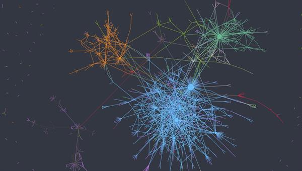 Netzwerk internationaler Lithiumpatente