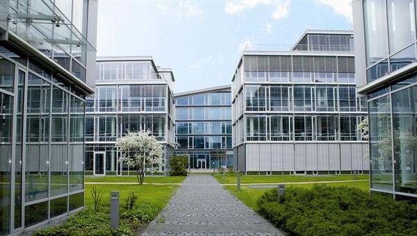 Gebäude Projektträger