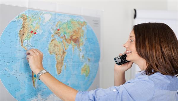 Büroorganisation im Bereich Europäische und internationale Zusammenarbeit