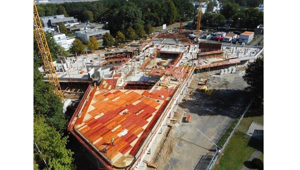 Neubau Verwaltungsgebäude in Köln%2dPorz