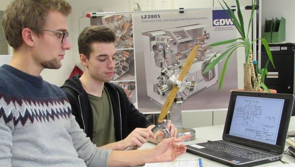 Bachelor of Engineering %2d Präzisionsfertigung