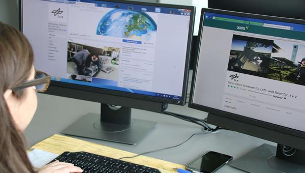 Arbeitgeberkommunikation in Social Media