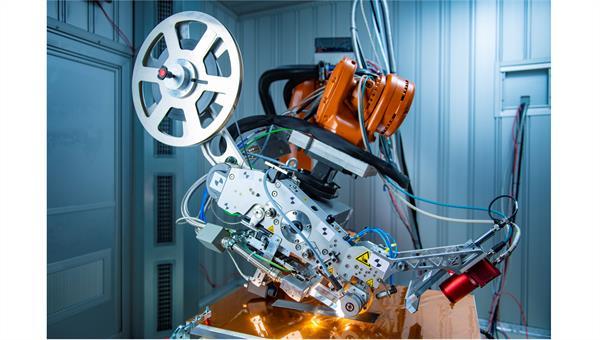 Thermische Prozesssimulation des Automated Fiber Placements mittels Finite%2dElemente%2dMethode