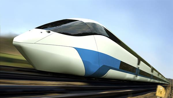 Next Generation Train – High Speed Train