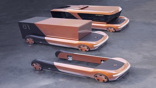 Ökobilanzierung eines modularen Fahrzeugkonzepts