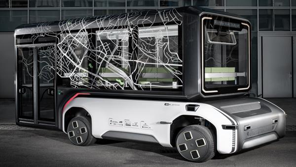 U%2dShift %2d modulares Fahrzeugkonzept