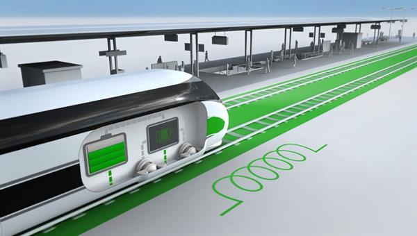 Thermomanagement in Schienenfahrzeugen