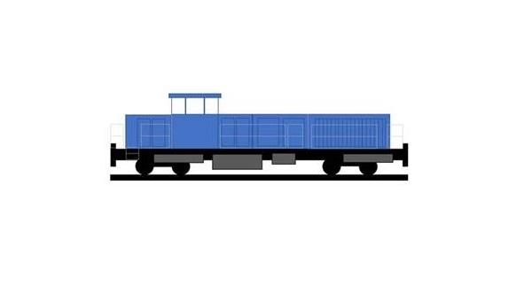 Entwicklung eines Fahrzeugkonzeptes für lokal emissionsfreie Rangierlokomotiven