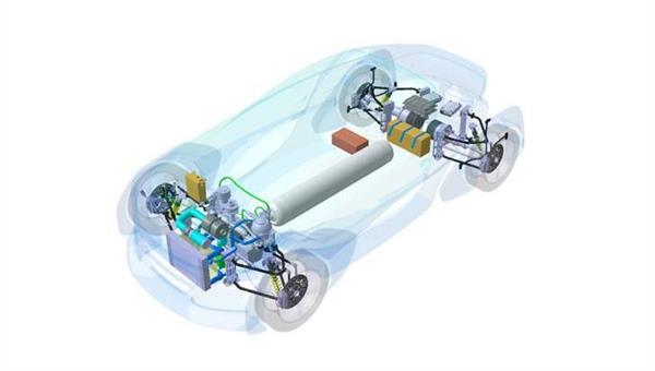 Entwicklung von Konzepten für ein leichtes Personenfahrzeug