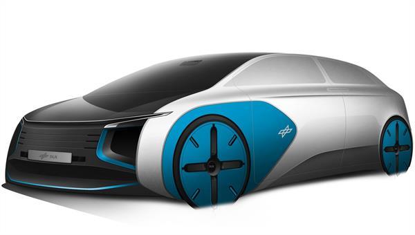 Next Generation Car %2d InterUrbanVehicle