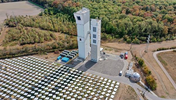 Solarturm in Jülich