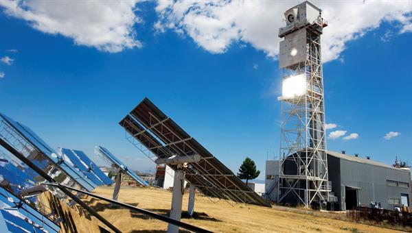 Solares Turmkraftwerk