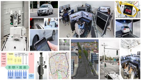 Forschungsgebietskoordinator/in Verkehrssystem
