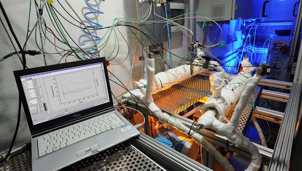 Bild für Reaktorregelung