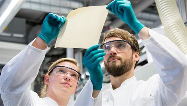 Herstellung und Charakterisierung von Membran%2dElektroden%2dEinheiten