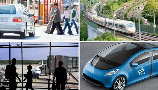 Unterstützung bei qualitativer Datenerhebung und %2danalyse im Kontext urbaner Mobilität; Bild: DLR