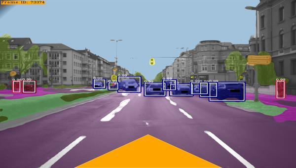 Erstellung von Verkehrsmodellen und Durchführung Simulationsläufe