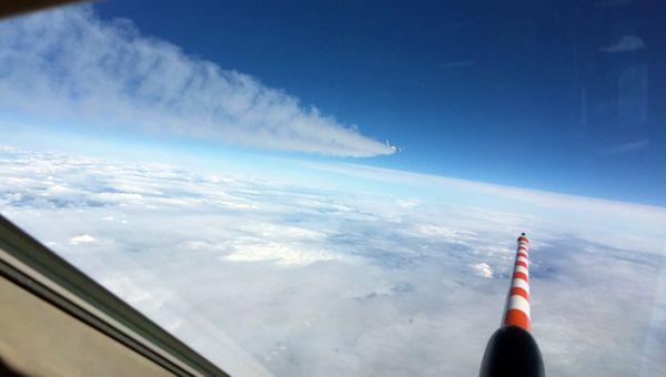 Verfolgung des A320 ATRA