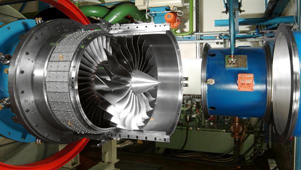UHBR%2dFan des Instituts für Antriebstechnik