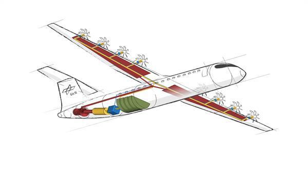 DLR Institut für Elektrifizierte Luftfahrtantriebe in Cottbus