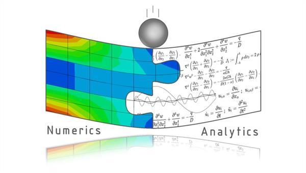 Bewertung von Schadensmorphologien in Verbundstrukturen mittels numerischer und analytischer Methoden.
