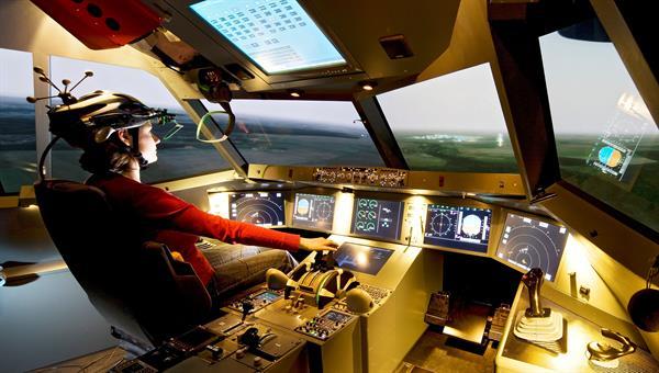 Studienarbeit am Institut für Flugführung