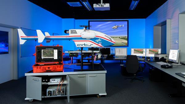 Entwicklungslabor für unbemannte Luftfahrzeuge