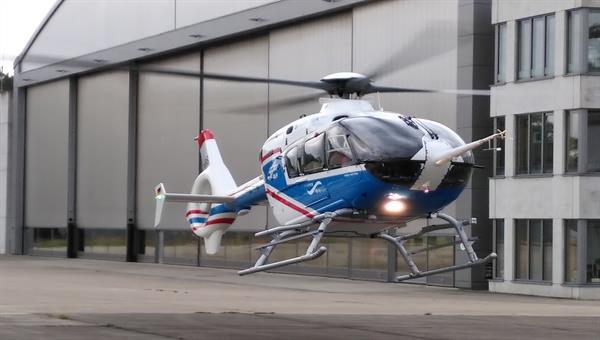 ACT/FHS %2d Forschungshubschrauber der Abteilung Hubschrauber