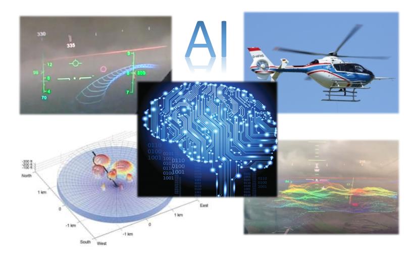 Künstliche Intelligenz für Pilotenassistenz in Hubschraubern