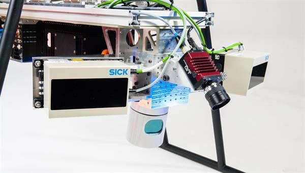 Optische Sensoren zur Navigation und Umweltwahrnehmung