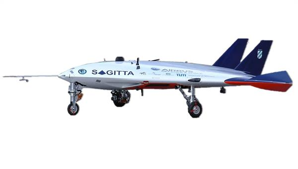 SAGITTA Demonstrator UAV