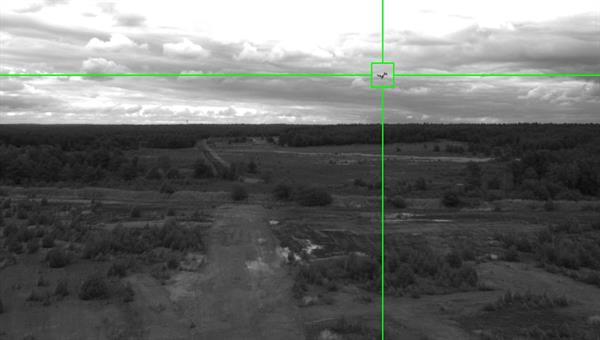 Tracking von UAVs