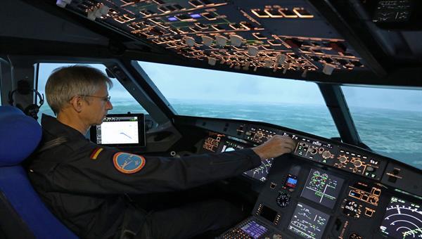 Simulatorversuche zur Pilotenbewertung neuartiger Technologien