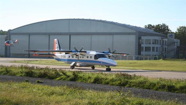 Forschungsflugzeug Dornier Do228