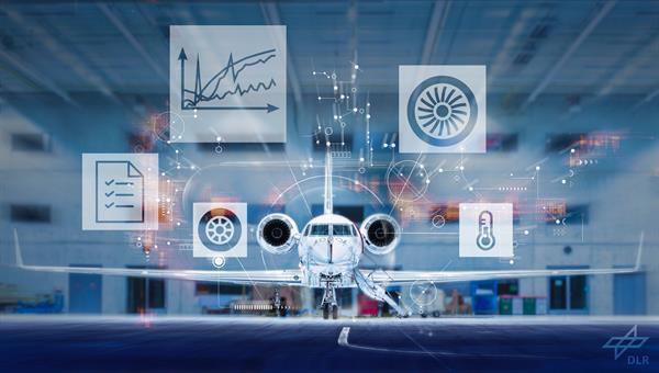 Konzeption, Konstruktion und Aufbau eines Teststandes für thermische Untersuchungen an Flugzeugreifen