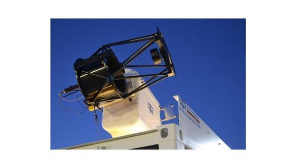 Ein Teleskop