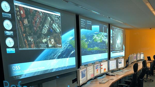Entwicklungsumgebung für die Satellitendatenauswertung