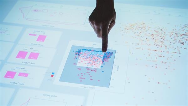 Unterstützung im Bereich Visual Analytics