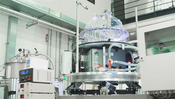 Konzeptionierung eines Experiments zur Untersuchung von Stickstoff%2dSlush