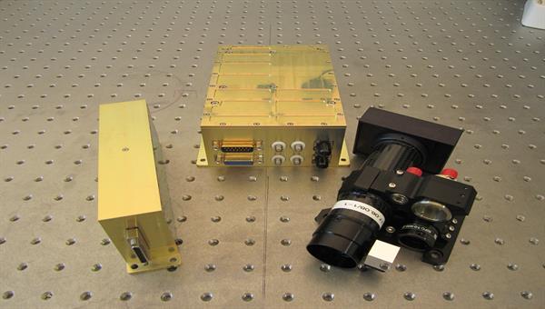 OSIRIS Flugmodelle für den BIROS Satelliten
