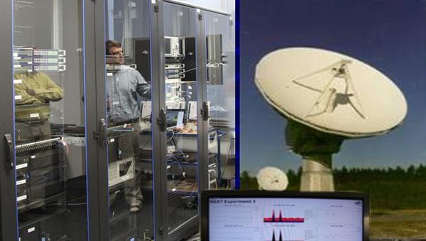 Forschung für die Satellitenkommunikation der nächsten Generation
