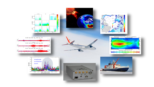 Einfluss ionosphärischer Störungen auf die Navigation in sicherheitskritischen Anwendungen