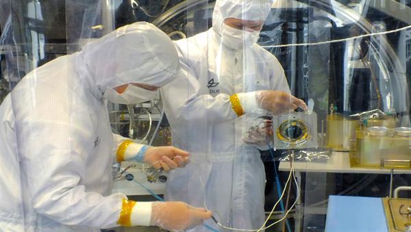 Produkt%2d und Qualitätsmanagement für Raumfahrtanwendungen
